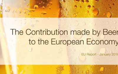 The Contribution made by Beer to the European Economy