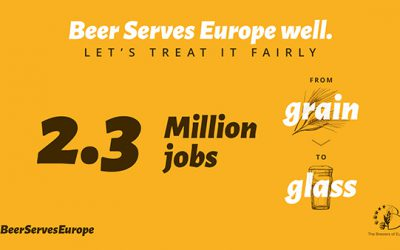 Beer serves Europe and the rest of the world: EU sector's renaissance continues